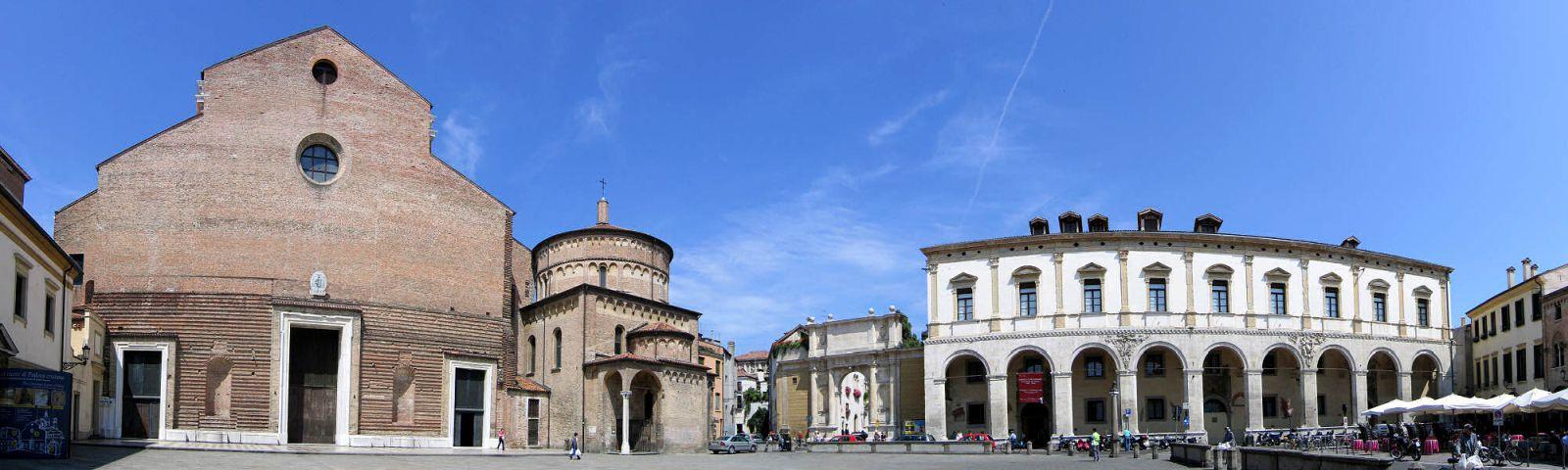 Duomo e Battistero di Padova