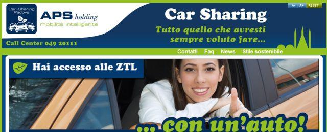 Car Sharing a Padova, Come funziona e Tariffe