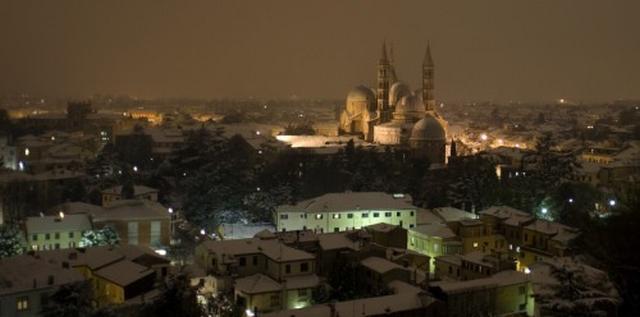 Meteo Padova: Nel Weekend arriva la Neve