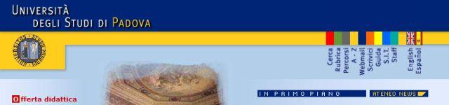 UniPadova: 3000 candidati per 408 posti