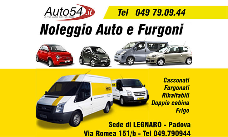 Noleggio Auto Padova